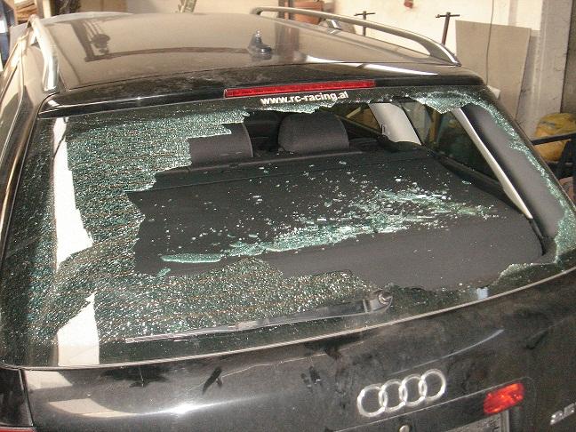 Auto Fensterglas